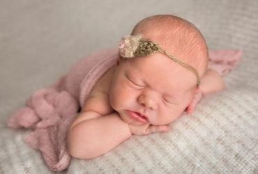 Elliott (Ellie) | Saint John, New Brunswick Newborn Photographer [Studio]