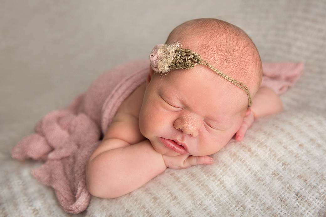 Elliott (Ellie) | Saint John, New Brunswick Newborn Photographer [Studio]