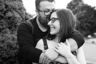 Carole and Mathieu | Moncton, NB Engagement Photographer