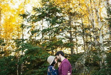Erin and Kevin   Norton, New Brunswick Engagement Photographer [Outdoor]