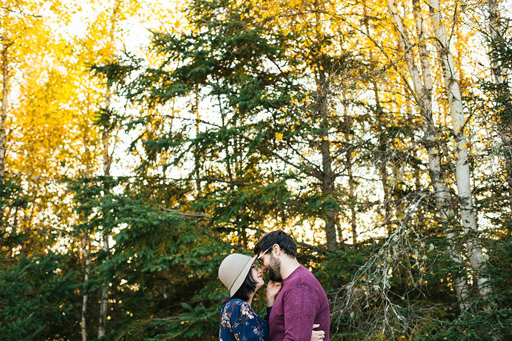 Erin and Kevin | Norton, New Brunswick Engagement Photographer [Outdoor]