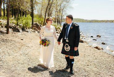 NEW BRUNSWICK WEDDING // April & Mike [Rothesay, NB]