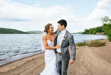 NEW BRUNSWICK WEDDING // Petrea & Jack [Long Point, NB]