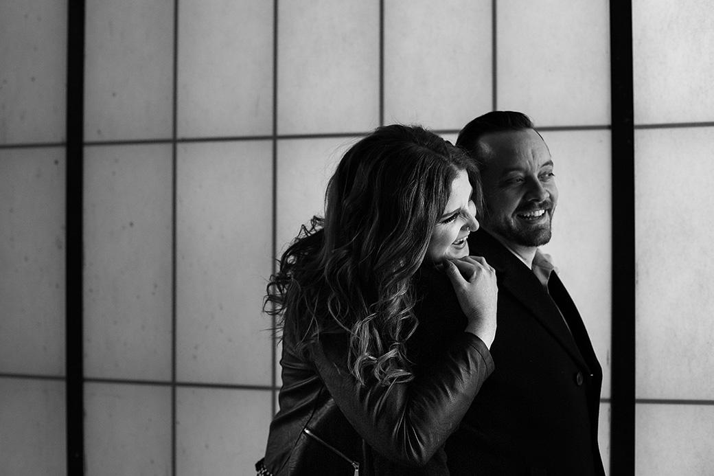 Jenna and John | Saint John, New Brunswick Engagement Photographer [Outdoor]