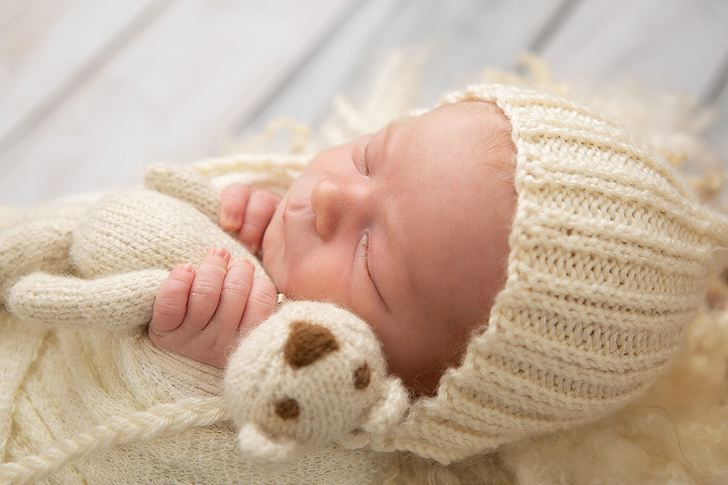 Grae | Saint John, New Brunswick Newborn Photographer [Studio]