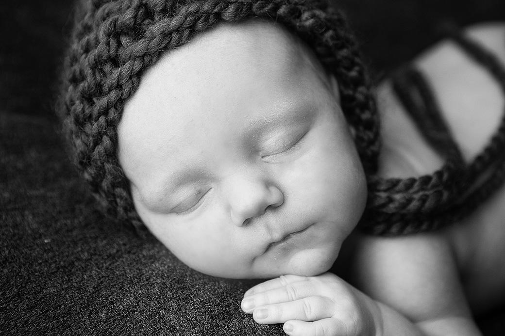 Beatrice | Saint John, New Brunswick Newborn Photographer [Studio]